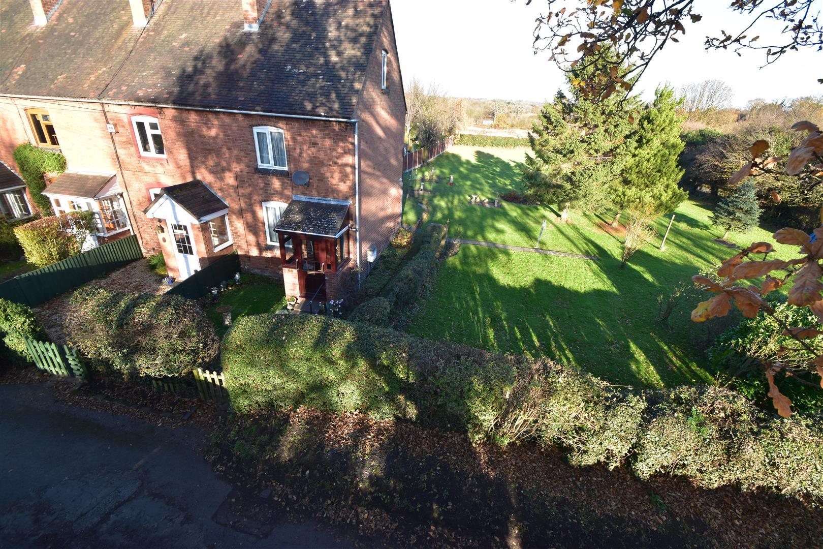 3 Bedrooms End Of Terrace House for sale in Walton Road, Hartlebury, Kidderminster